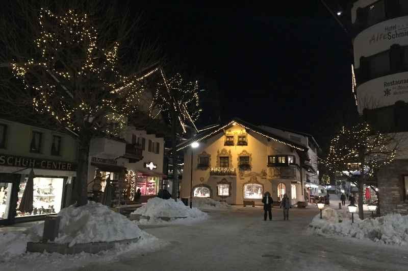 Romantikstimmung rund um die Seefeld Hotels im Winter