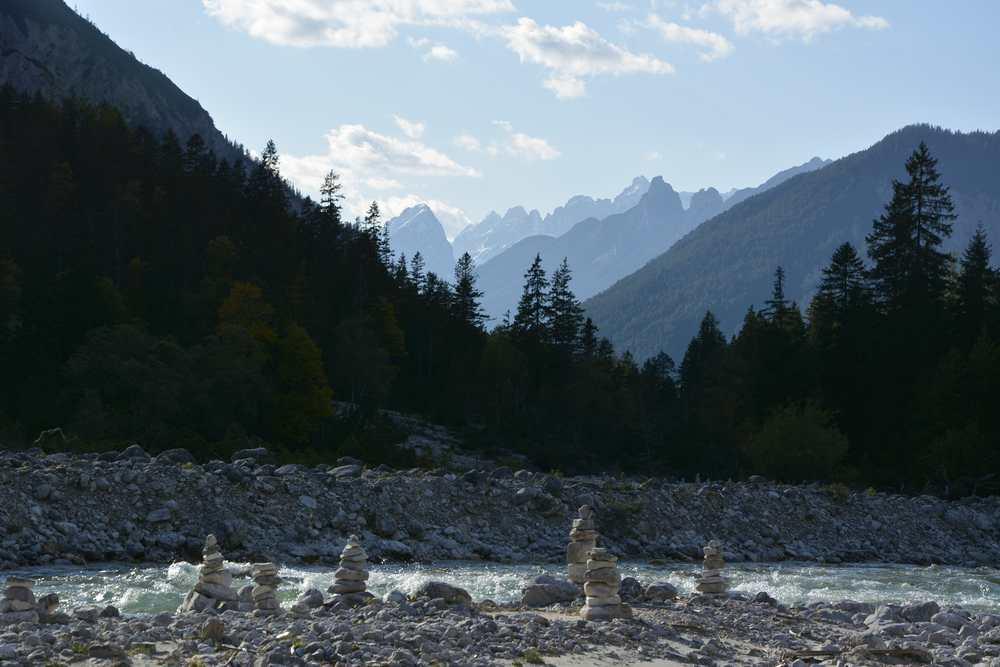 So schön ist das Hinterautal auf dem Weg zum Isarursprung in Tirol