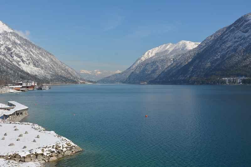 ... darum wird der Achensee als das Tiroler Meer bezeichnet