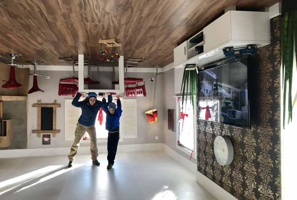 Das Haus am Kopf - eine der neuen Tirol Sehenswürdigkeiten
