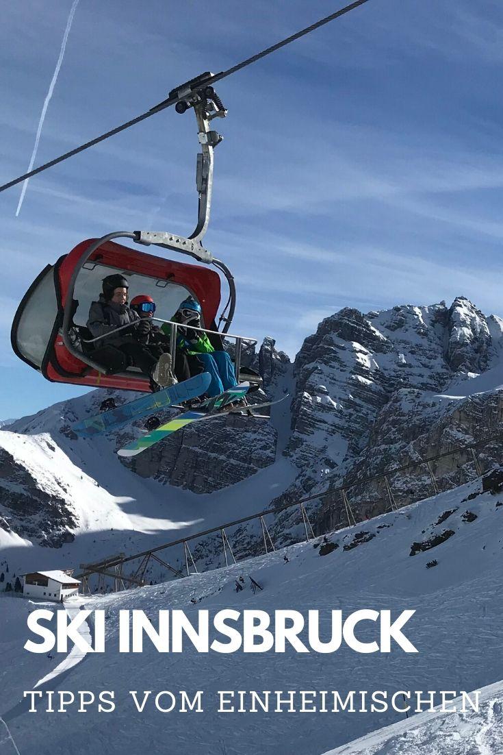Ski Innsbruck - hier mein Überblick über die Skigebiete Innsbruck