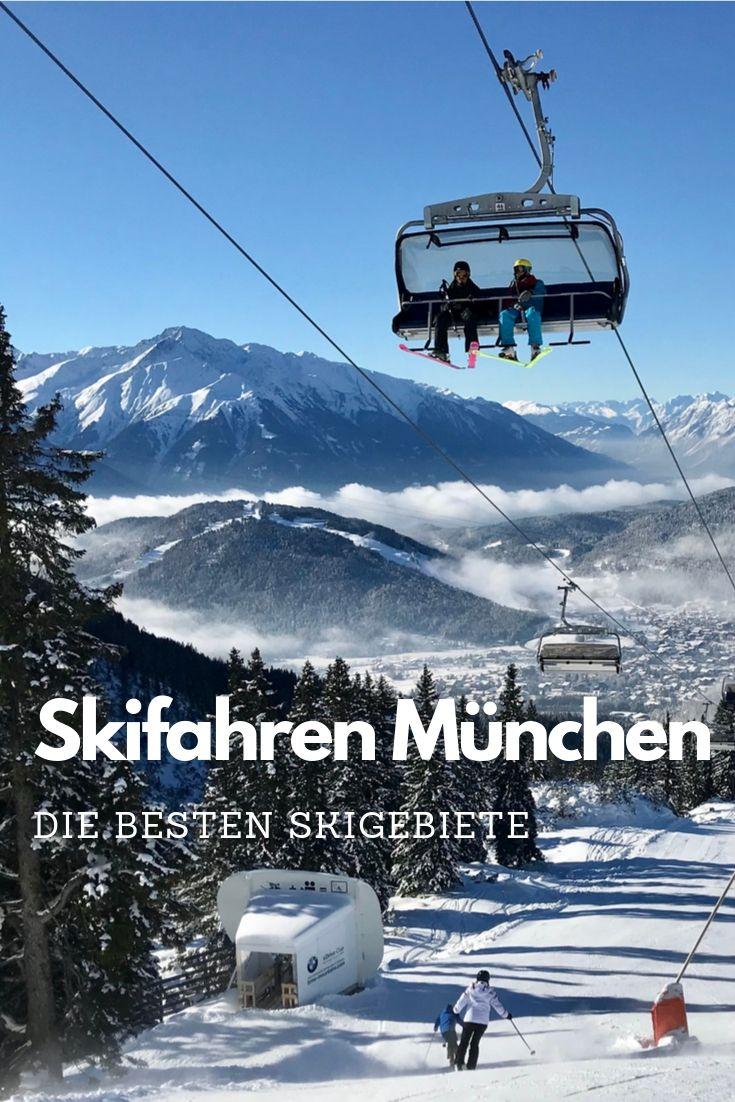 Skigebiet München merken - mit diesem Pin auf Pinterest für deinen nächsten Skiurlaub