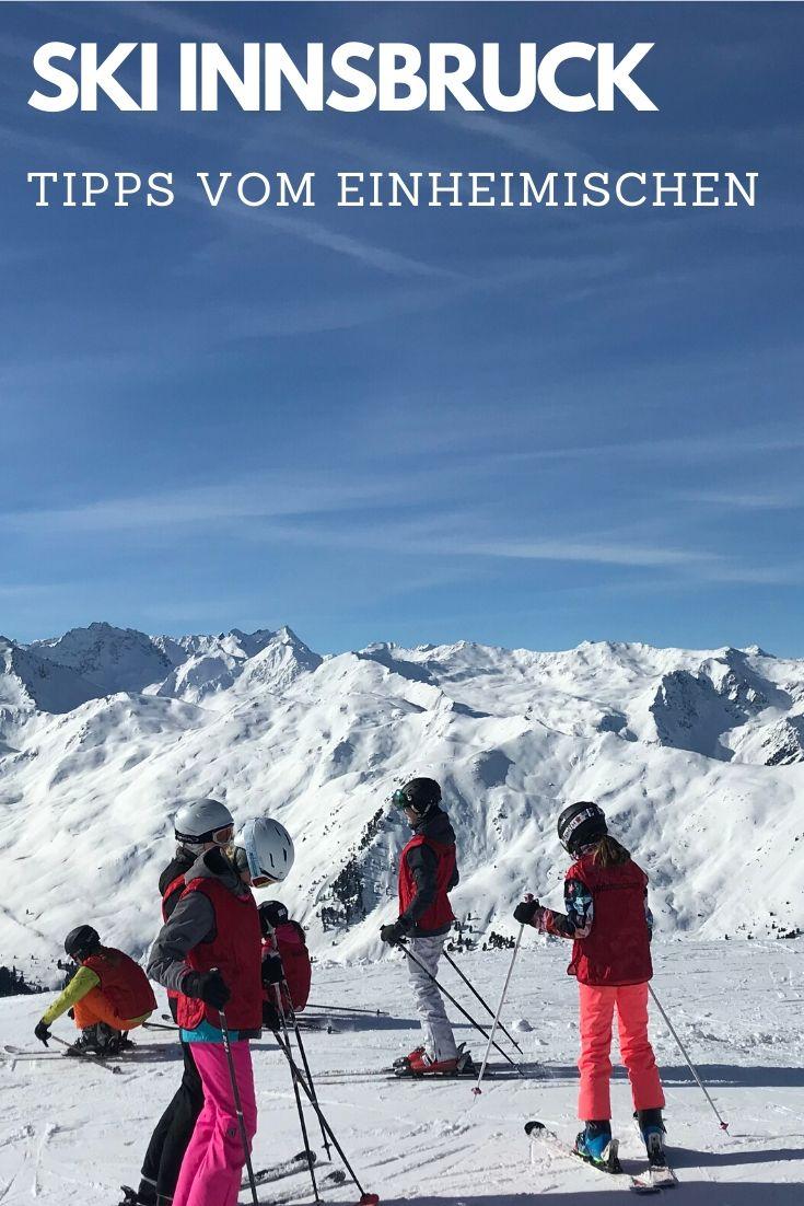 Skigebiet Innsbruck - meine Tipps für deinen Skiurlaub Tirol
