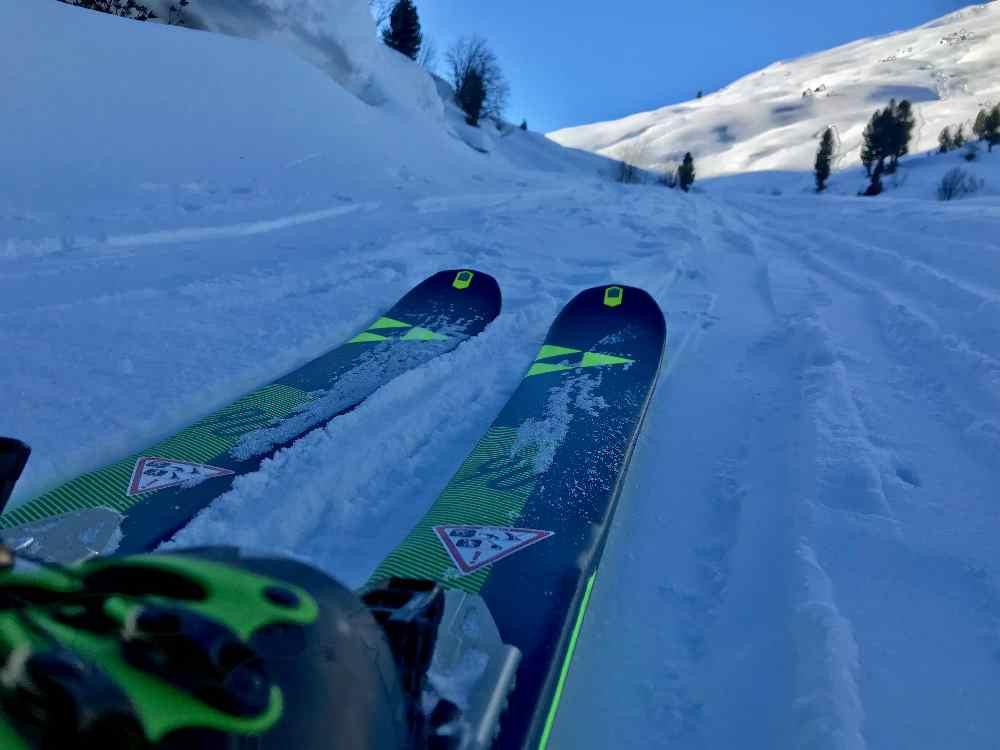 Skitour Weerberg - durch das Nurpenstal