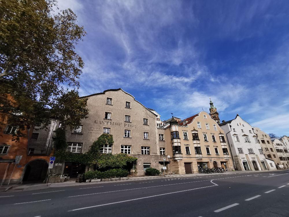 Die Münze in der Burg Hasegg verbindet die Altstadt mit dem Inn