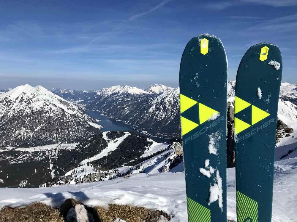 Auf Skitour im Karwendel