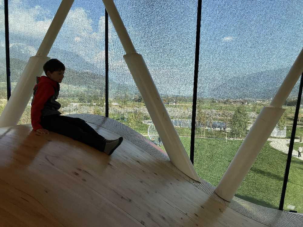 Ausflugsziel im Karwendel: Swarovski Kristallwelten