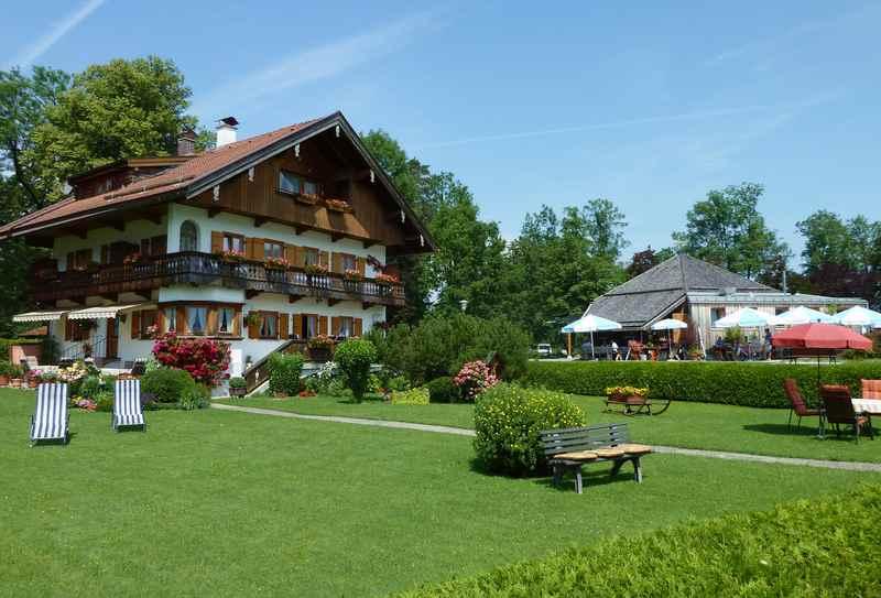 Ein schöner Tegernsee Urlaub in Bayern