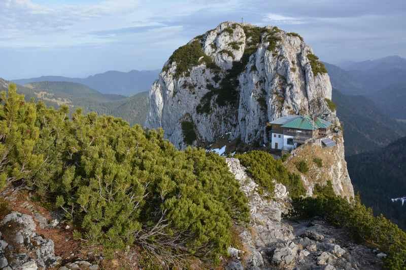 Wanderurlaub am Tegernsee: Auf die Tegernseer Hütte wandern