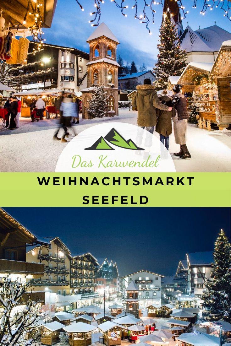 Weihnachtsmarkt Seefeld in Tirol merken - mit diesem Pin auf Pinterest