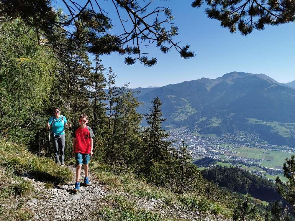 Auf die Waldhorbalm wandern im Karwendel