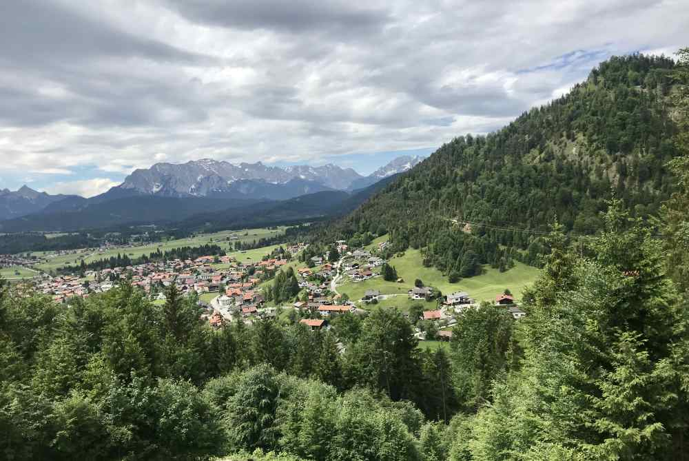 Wallgau wandern: Diese tolle Landschaft erwartet dich im Wanderurlaub!