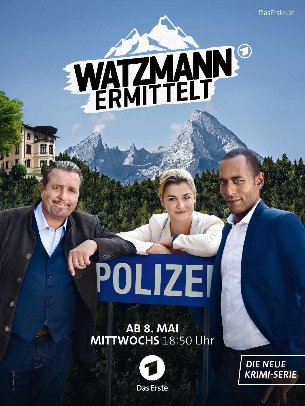 Die neue ARD Serie Watzmann ermittelt und die Watzmann ermittelt Drehorte