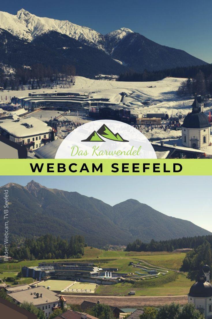 Webcam Seefeld Tirol merken, mit diesem Pin auf Pinterest