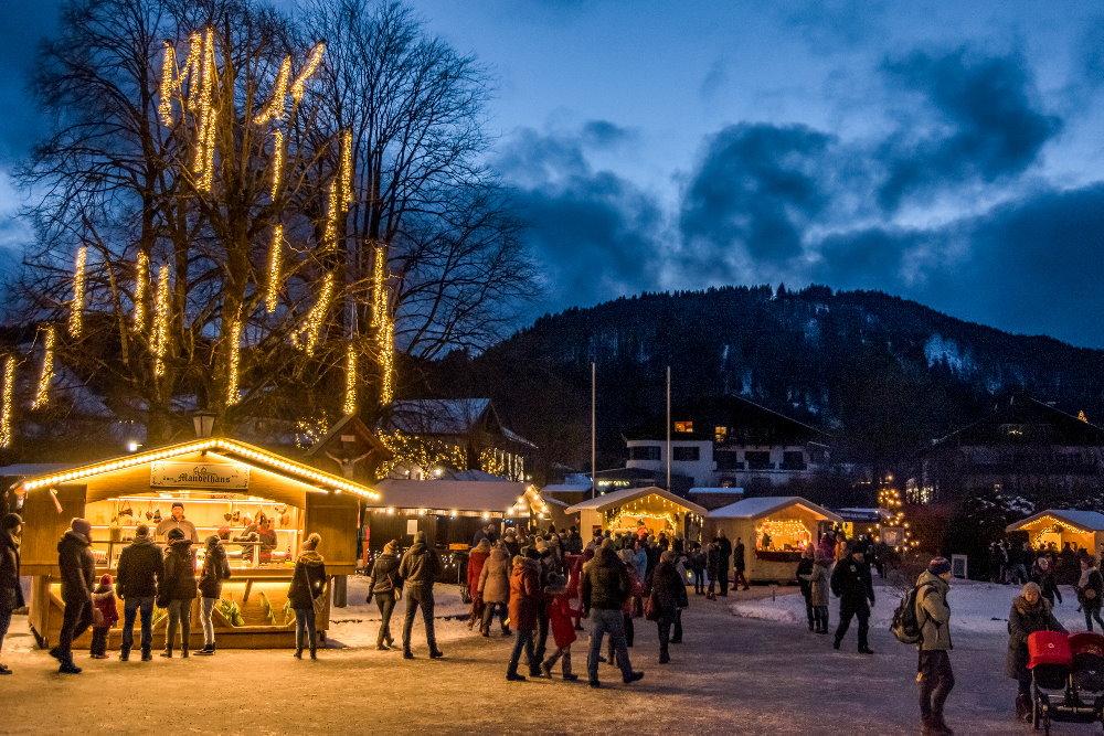 Adventszauber Tegernsee: Das ist der Weihnachtsmarkt Bad Wiessee, Foto: Thomas Müller