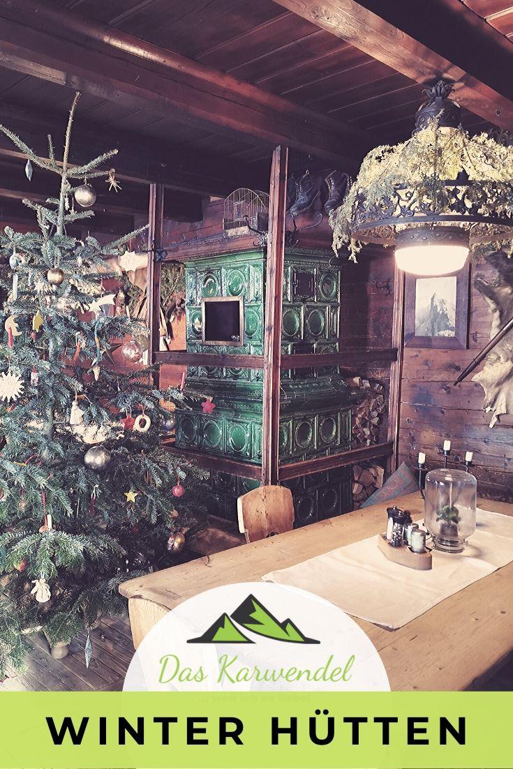 Urige Stube und Winter Hütte: Grafenast Rodelstube neben dem Rodel Toni