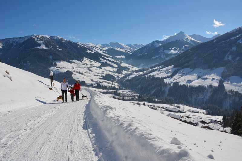So gefällt uns der Winterurlaub im Alpbachtal: Schön Winterwandern in Tirol