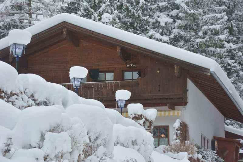 Ab Jenbach winterwandern zur Jenbacher Rodelhütte