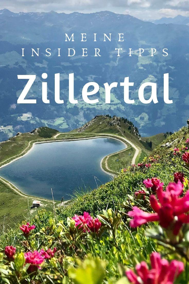Merk dir gleich diesen Zillertal Pin bei Pinterest für den nächsten Zillertal Urlaub!