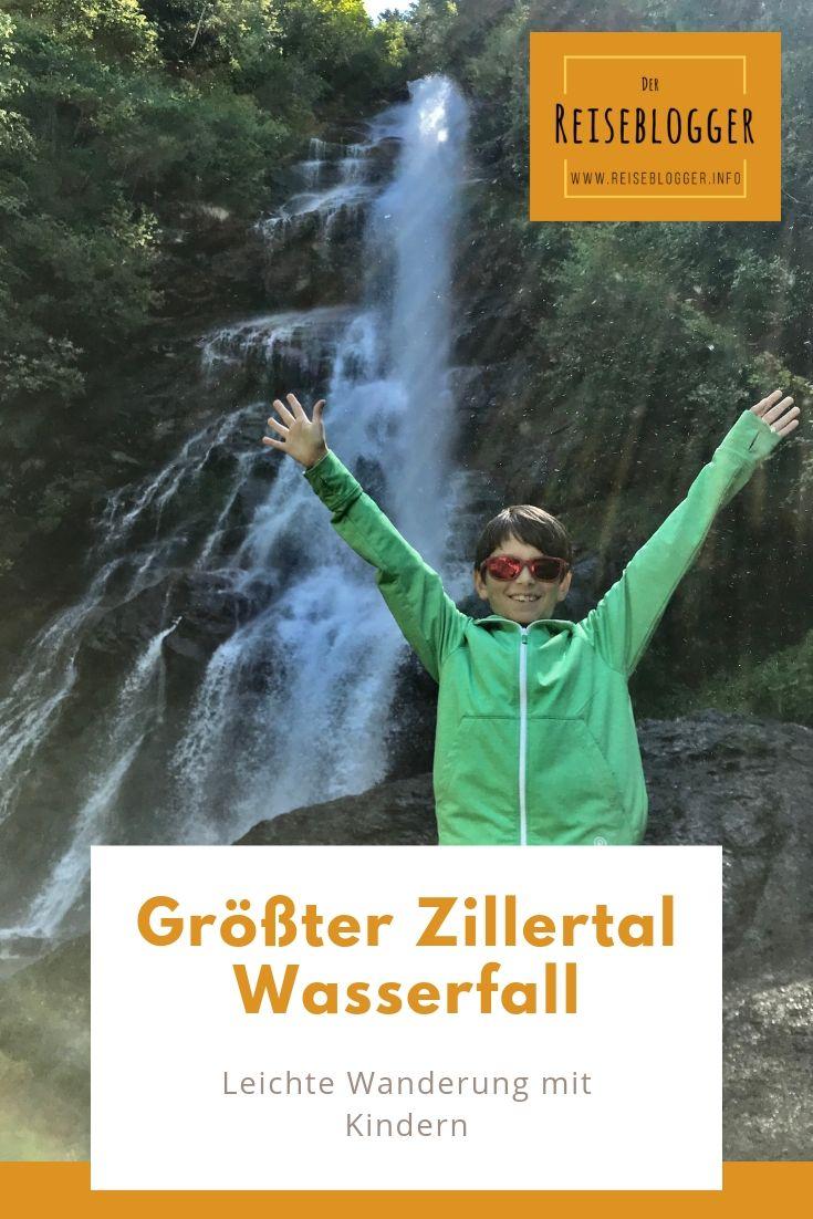 Mit diesem Pin den Zillertal Wasserfall merken auf PinterestMit diesem Pin den Zillertal Wasserfall merken auf Pinterest