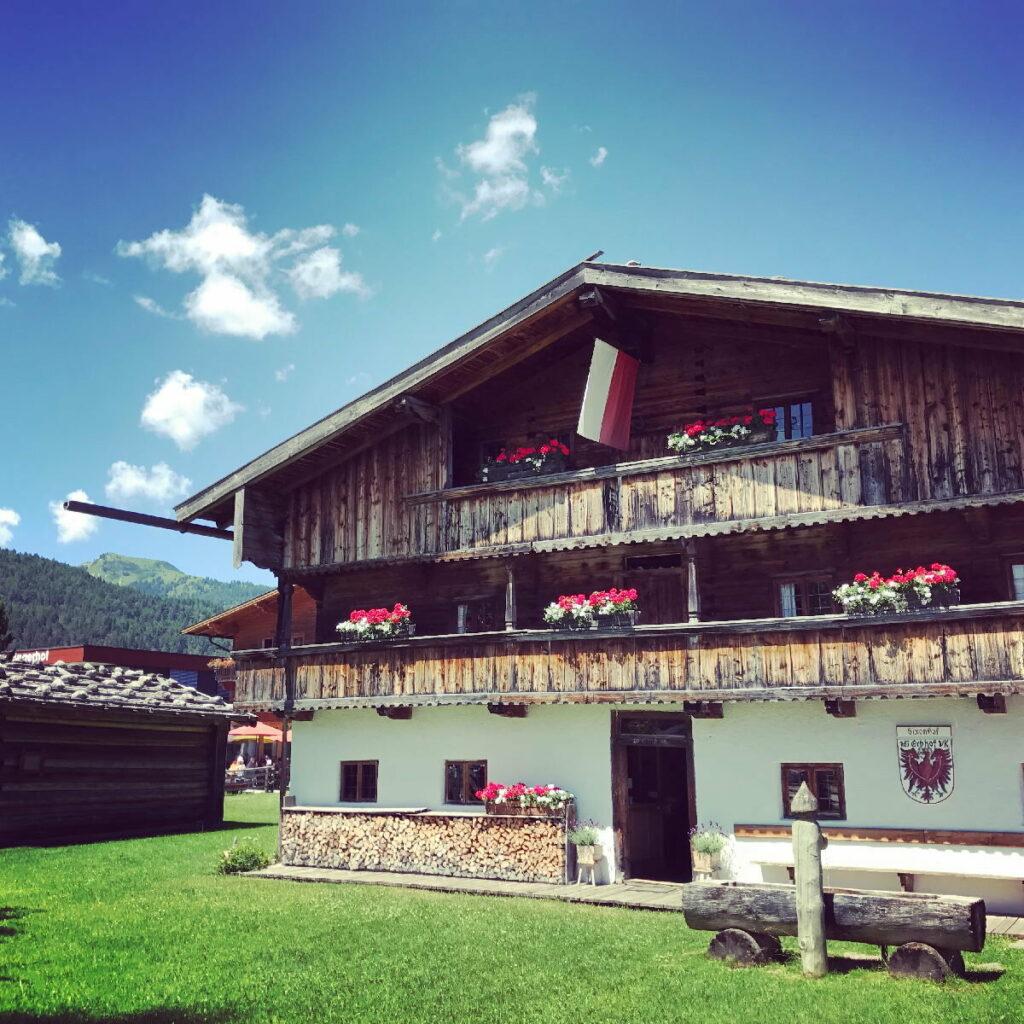 Der Sixenhof Achenkirch - das Achentaler Heimatmuseum