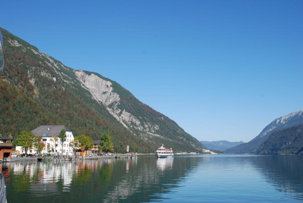 Der Achensee Sommer am Tiroler Meer