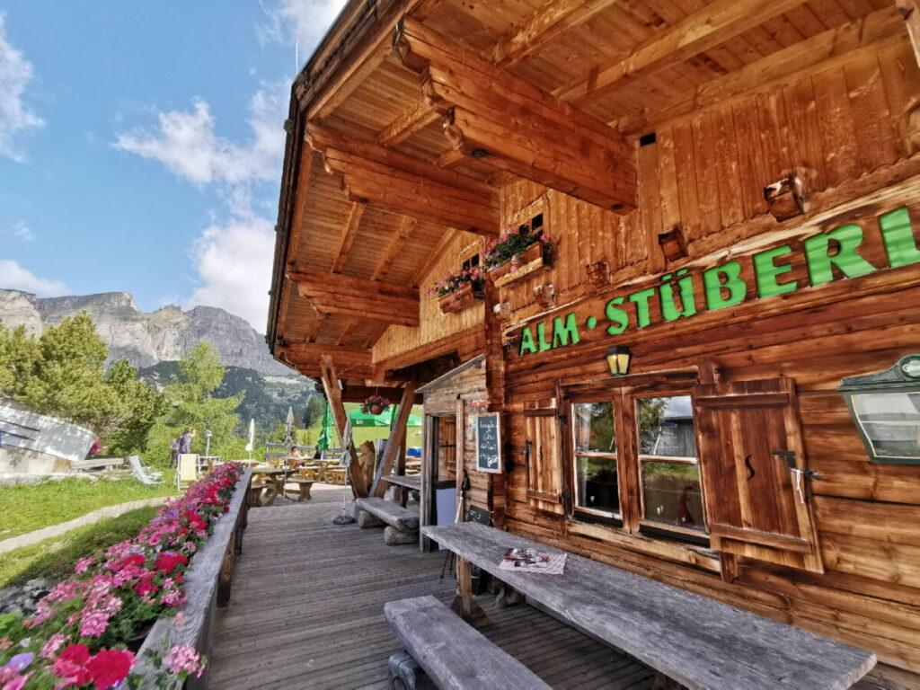 Auf die Hütten und Almen im Karwendel wandern, ich zeige dir die Schönsten - im Karwendelgebirge und auf den Bergen rundherum