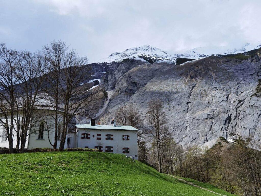 Der Alpengasthof St. Magdalena im Halltal - ein idylischer Fleck im Karwendel mit Geschichte