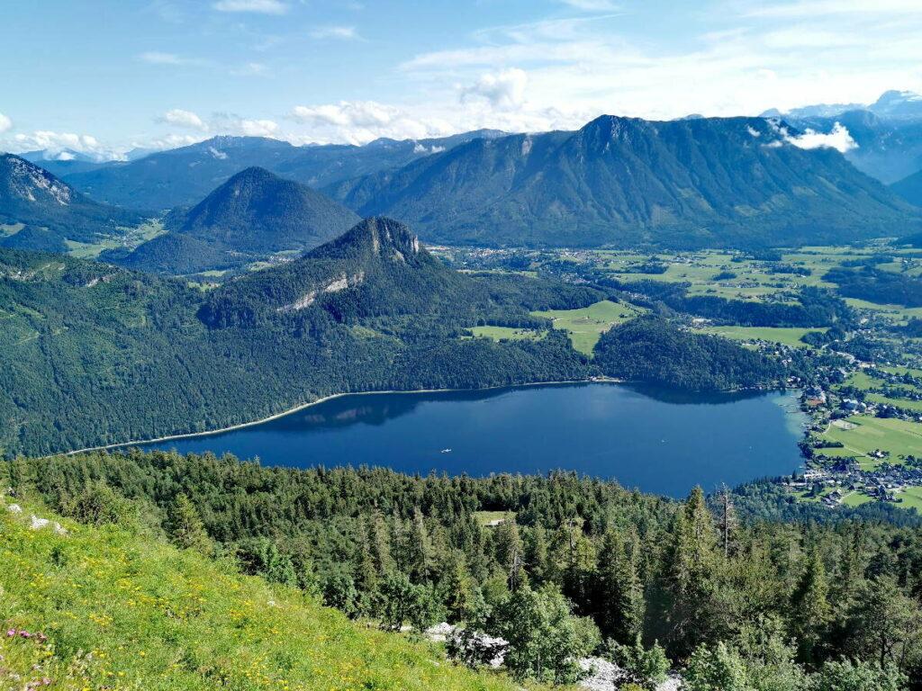 Österreich Seen des luxe - im Salzkammergut: Hier der Altausseer See