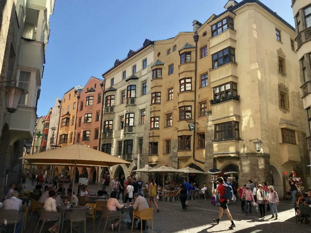 Bummle durch die Innsbruck Sehenswürdigkeiten in der Altstadt
