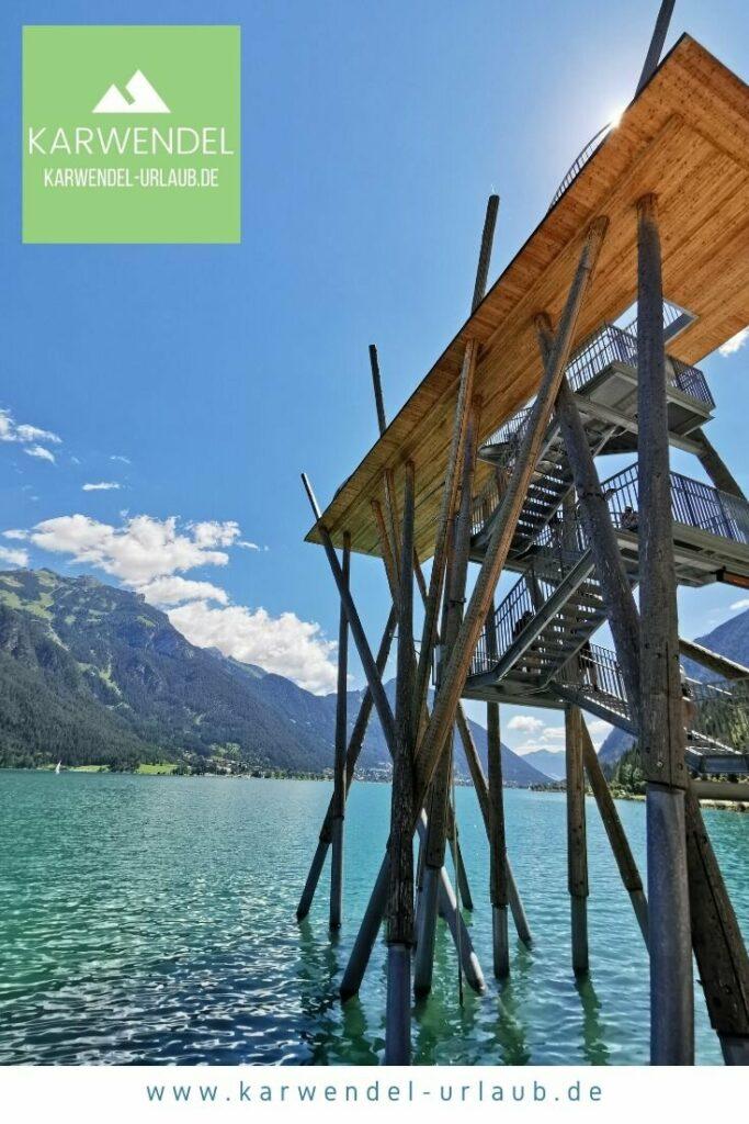 Aussichtsplattform Achensee
