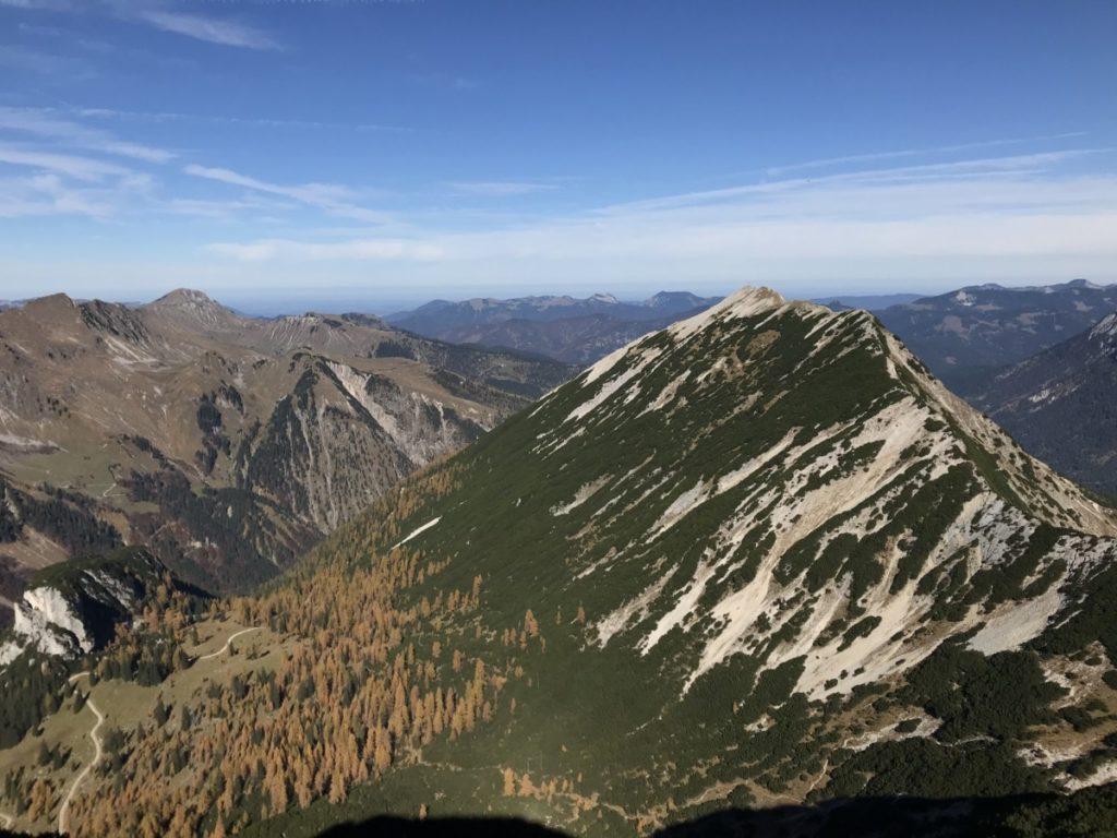 Bergtour Achensee wandern - meine Traumtour, mit Möglichkeit der Überschreitung: Die Seekarspitze