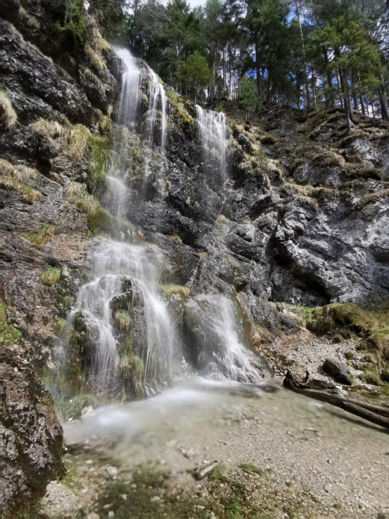 Buchauer Wasserfall - zwischen Achensee und Dalfazalm