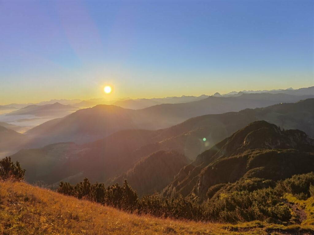 Genieß das Tirol Chalet mitten in dieser schönen Natur!