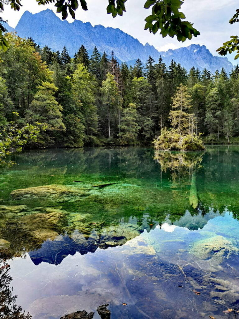 Einer der Seen in Deutschland, die eher unbekannt sind: Der Badersee