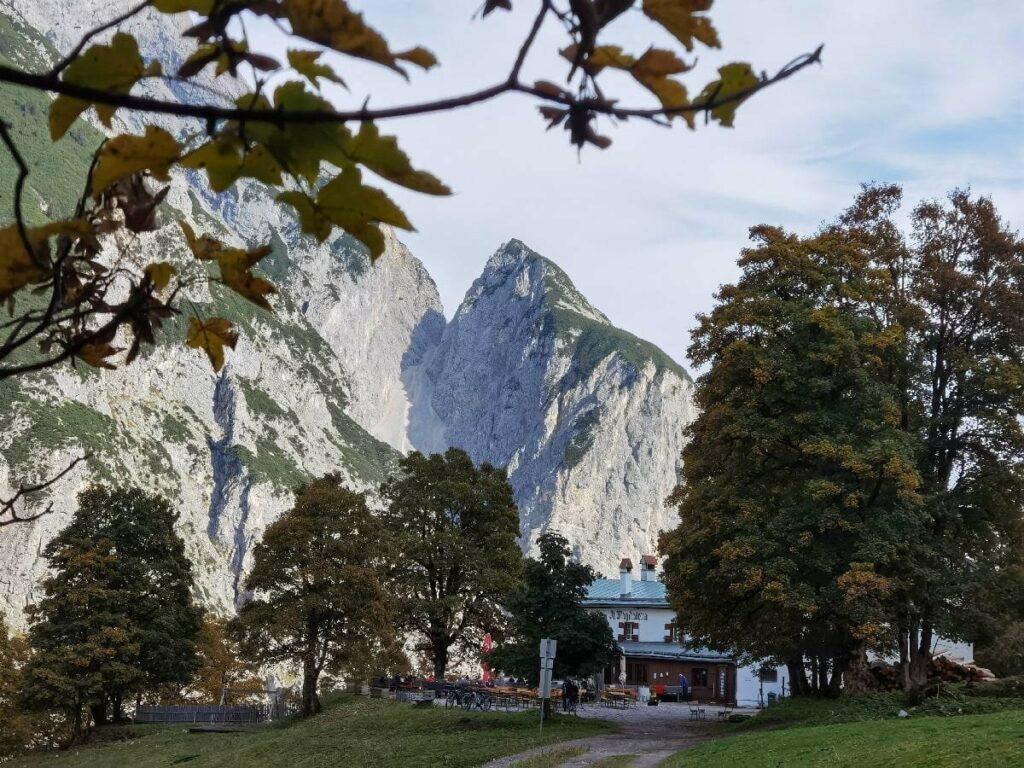 Hall in Tirol Sehenswürdigkeiten in der Natur - erlebe das Halltal oberhalb der Altstadt