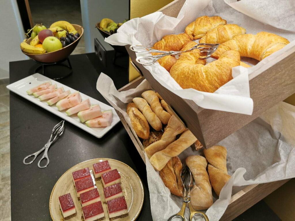 Karwendel Hotels mit Auswahl am Frühstücksbuffet mag ich sehr gerne!
