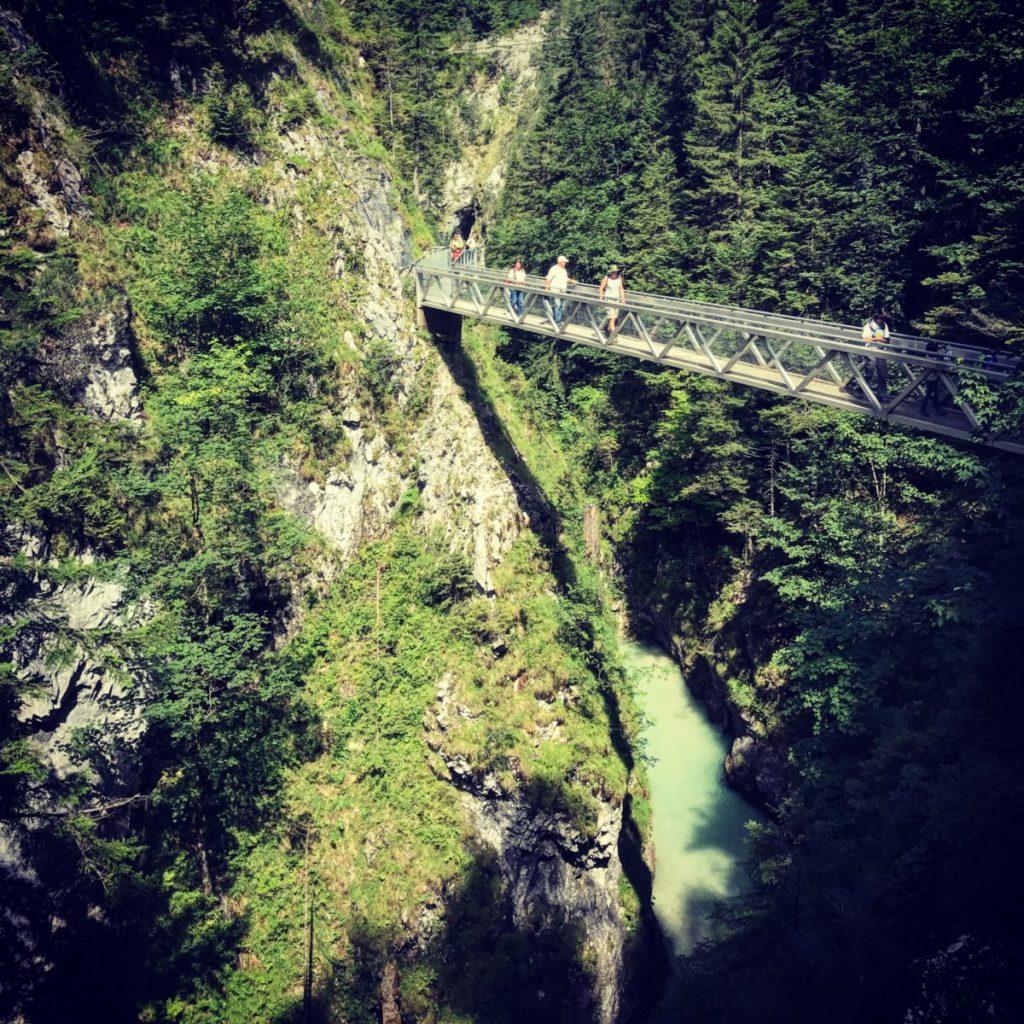 Genieß deinen Karwendel Urlaub mit der schönen Natur in der Leutasch!