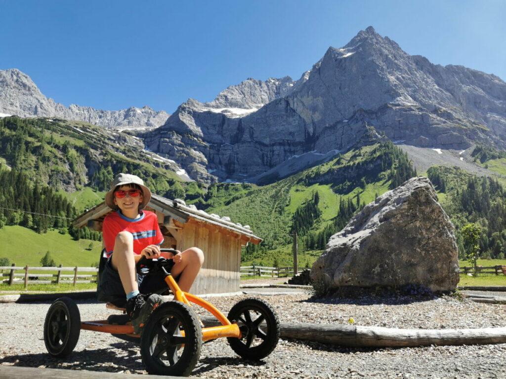 Karwendel mit Kindern - unsere Tipps für deinen Familienurlaub