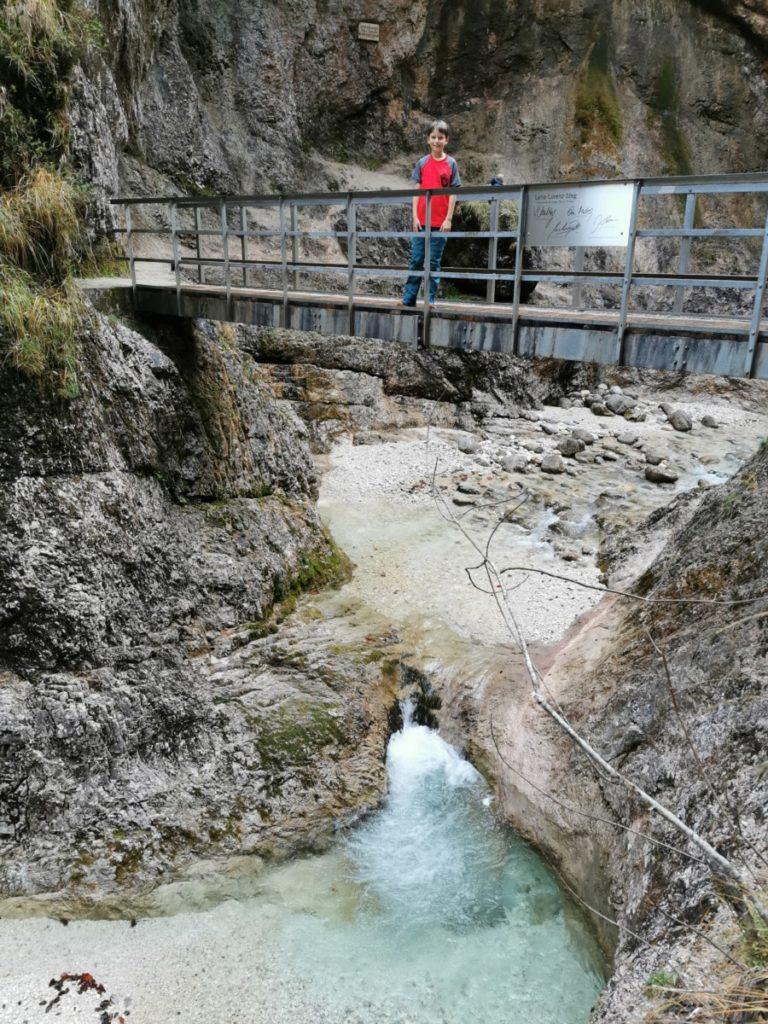Viele Wasserfälle in Bayern findest du in der Almbachklamm, u.a. den Sulzer Wasserfall
