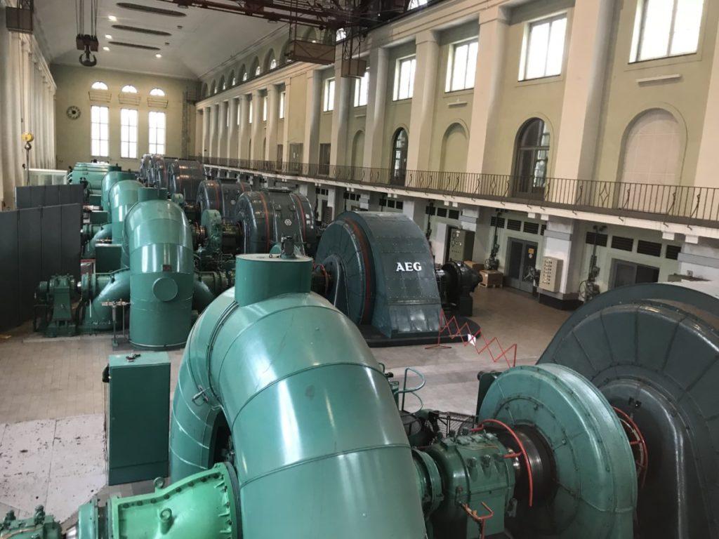 Das Kochelsee Kraftwerk