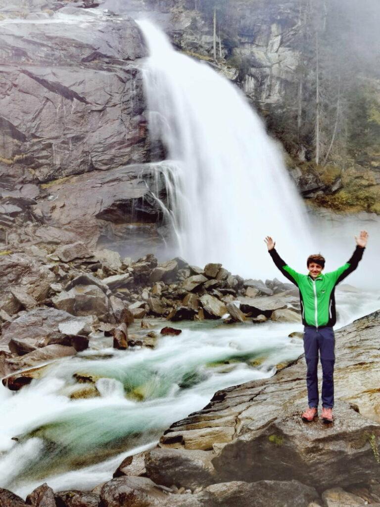 Krimmler Wasserfälle - Ausflugsziel Zillertal