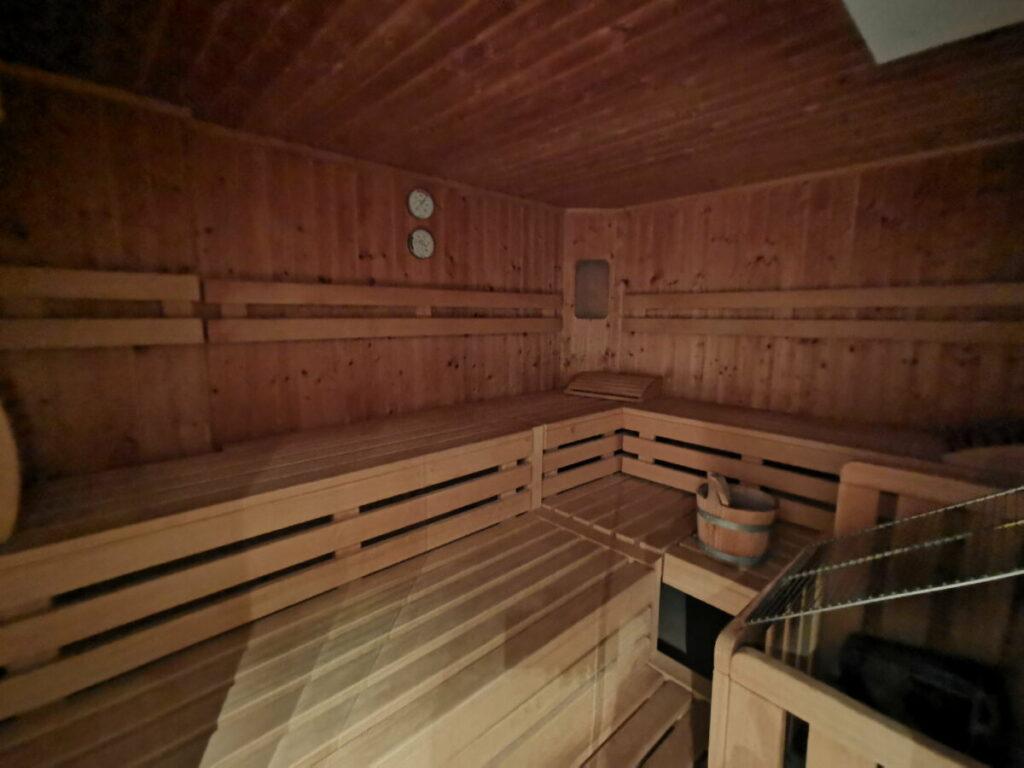 Leutasch Ferienwohnung mit Sauna