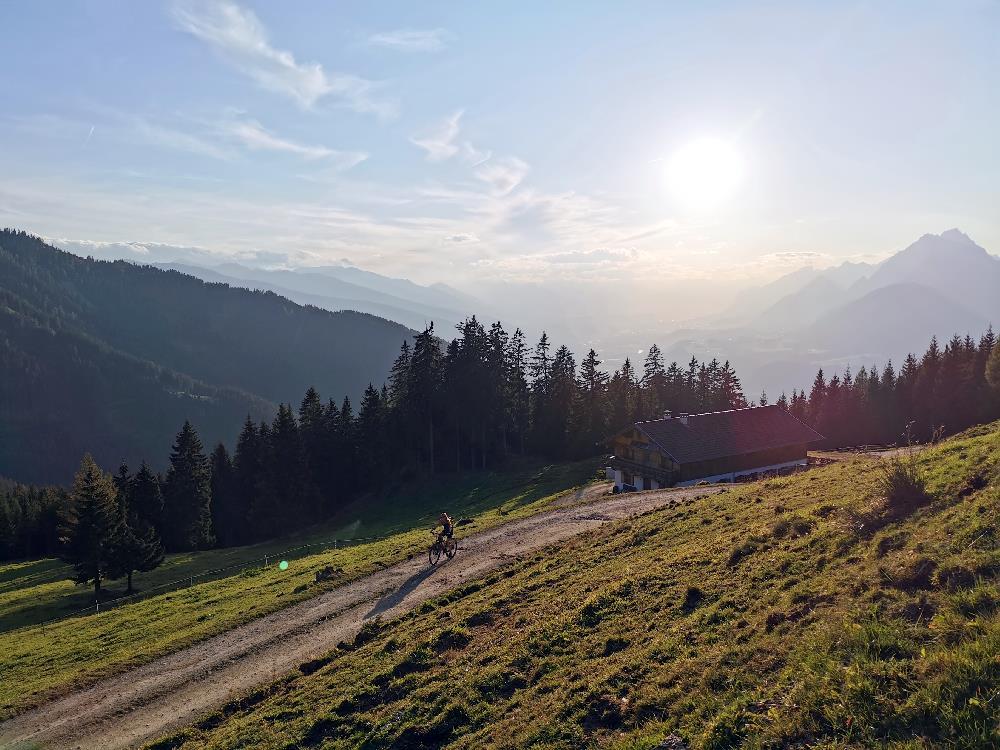 Mountainbike Karwendel - plane deine Tour gut, damit du es so genießen kannst!