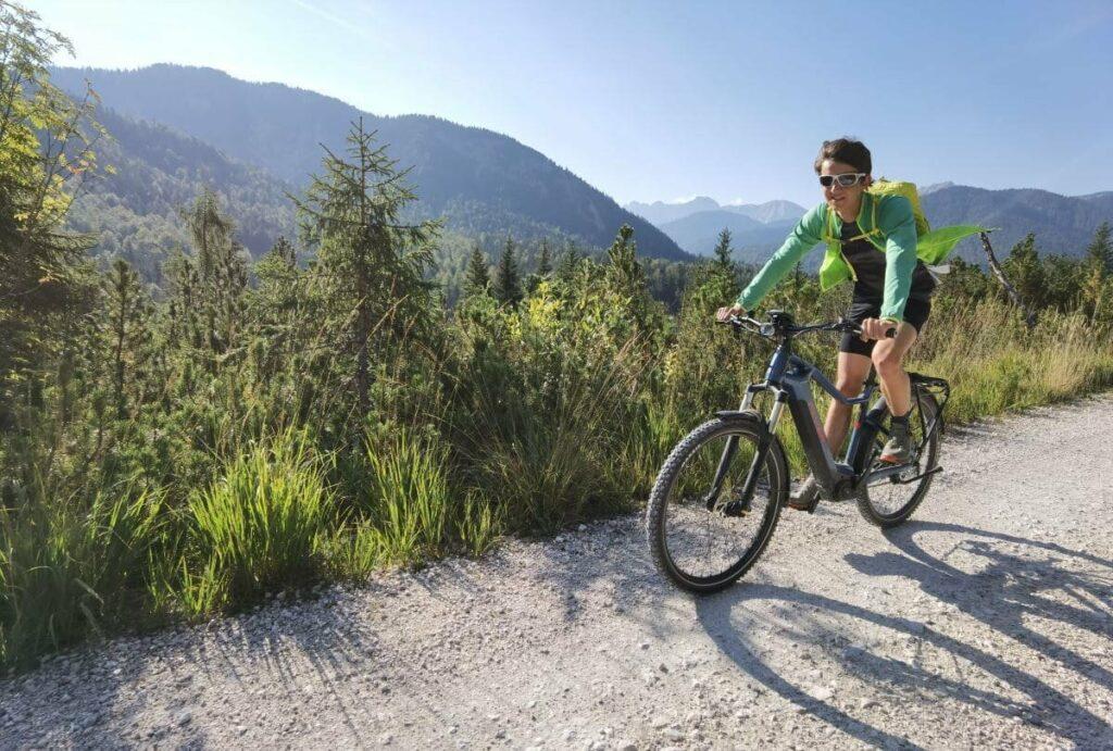 Genußvoll mountainbiken in Seefeld