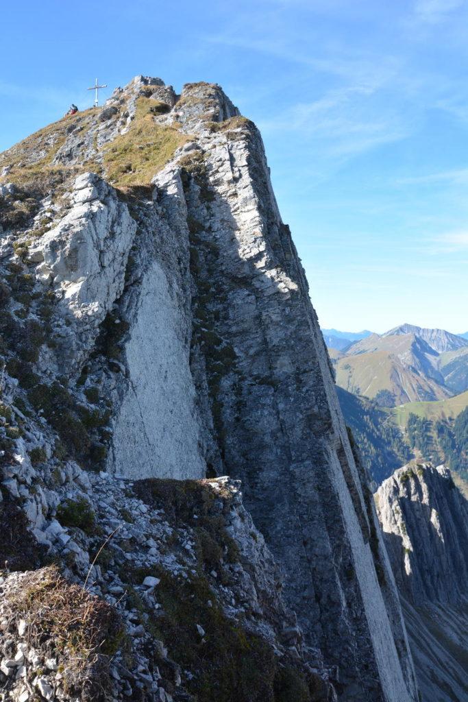 Mondscheinspitze - einer der markantesten Karwendel Berge