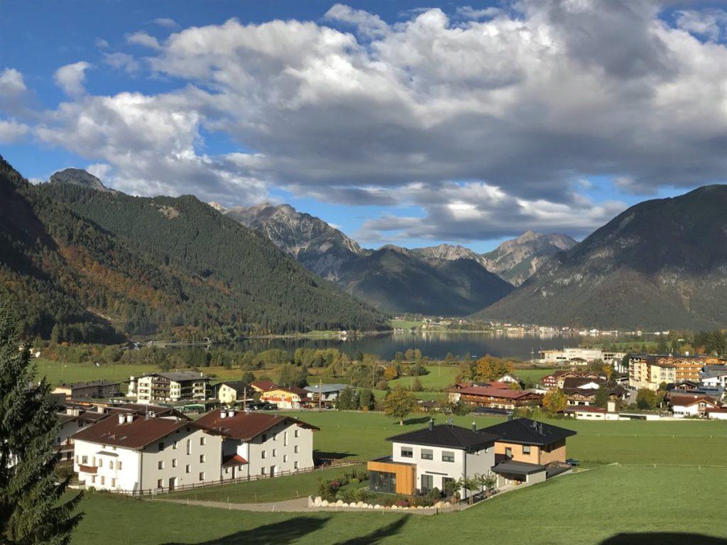 Die Orte am Achensee: Eben, Pertisau und Achenkirch