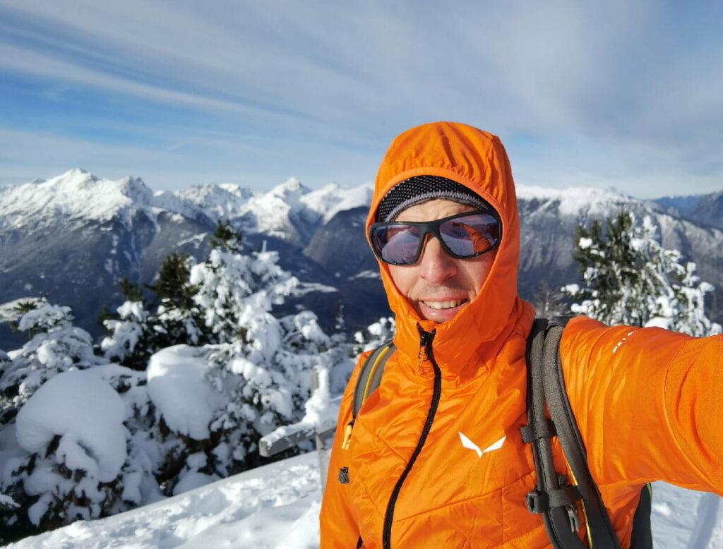 Mein Schneeschuhe Test - anhand meiner Erfahrungen beim Schneeschuhwandern in den Bergen