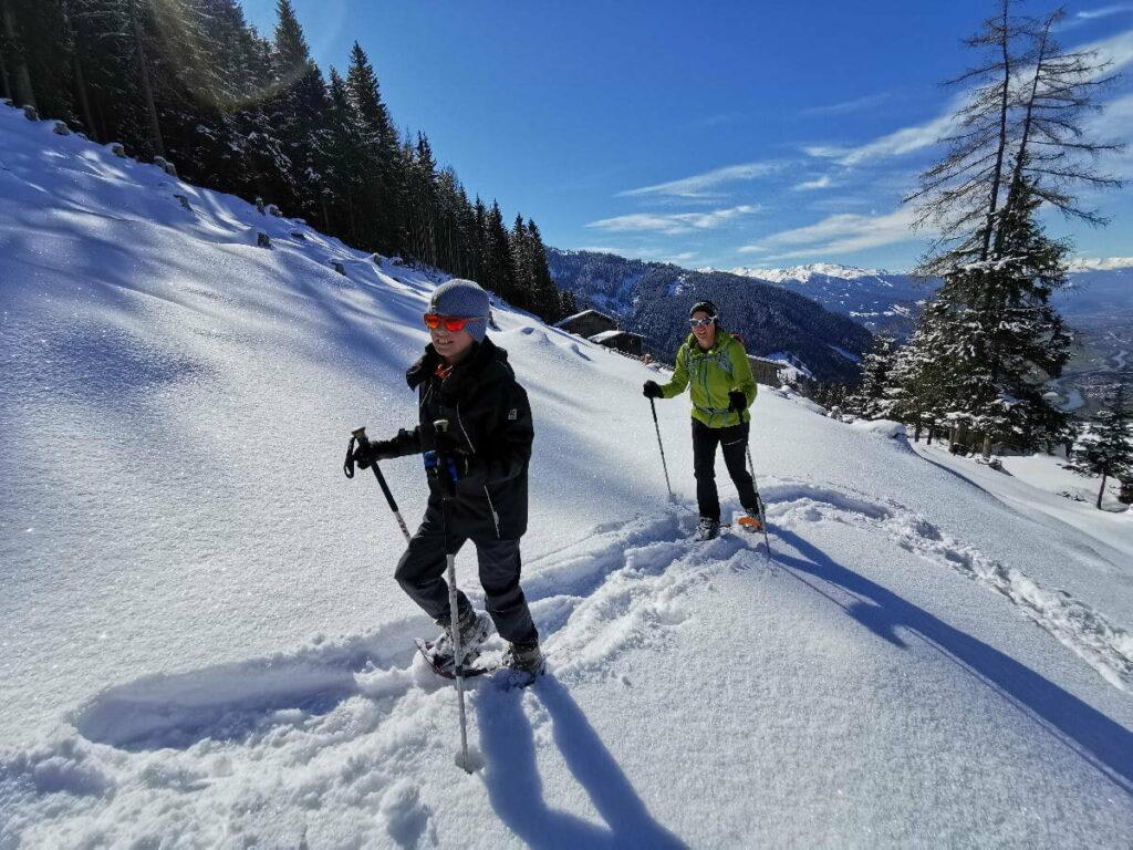 Schneeschuhwandern Anfänger? Das sind meine Tipps für dein Erlebnis im Schnee!