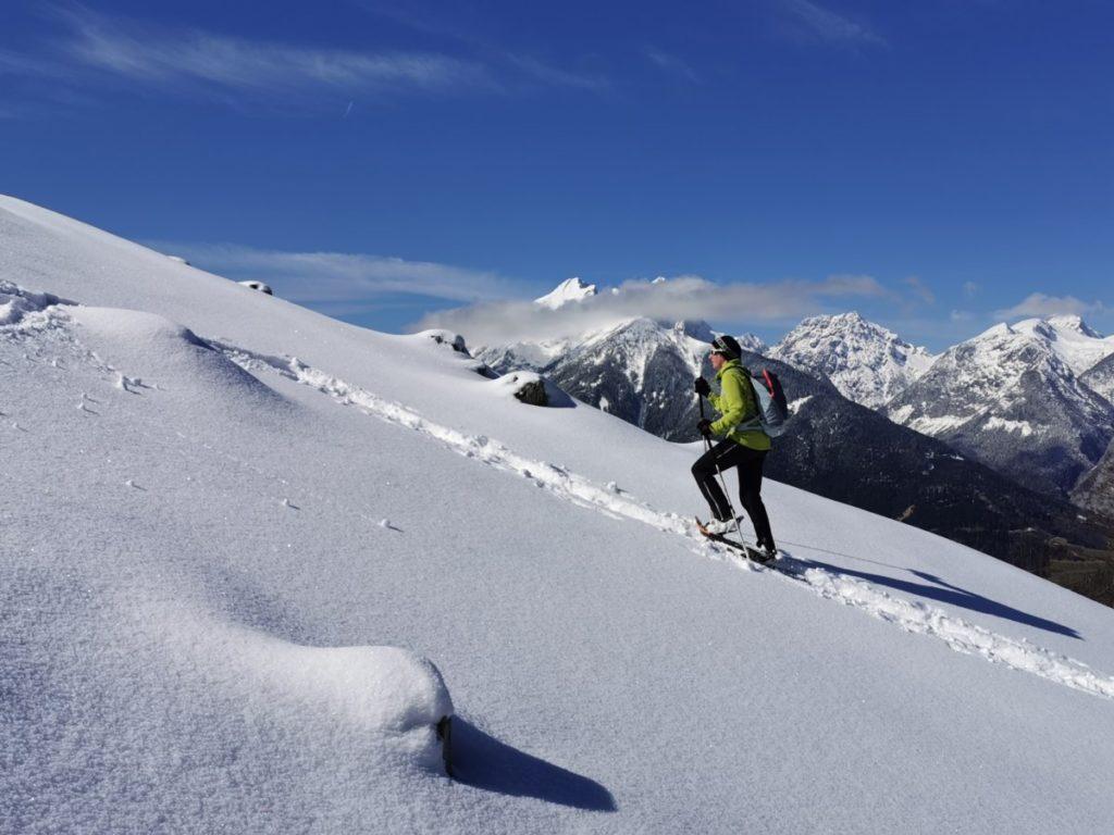 Schneeschuhwandern Kleidung - und noch mehr Tipps